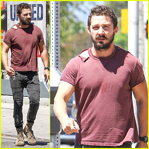 Shia LaBeouf's 'Fury' Director Says People Will Be Shocked By His Acting!