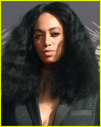 Did Solange Knowles Leave the MTV VMAs 2014 After Her Red Carpet Appearance?