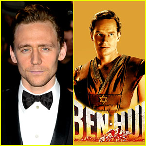 Tom Hiddleston Being Courted for the 'Ben-Hur' Remake!