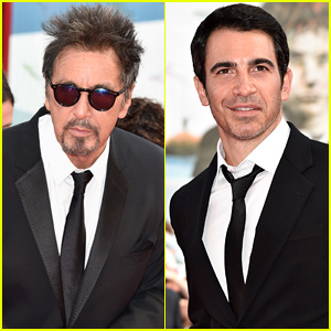 Al Pacino & Mindy Project's Chris Messina Premiere 'Manglehorn' at Venice Film Festival 2014