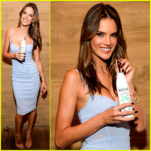 Alessandra Ambrosio Revealed as VO|CO's New Spokesperson