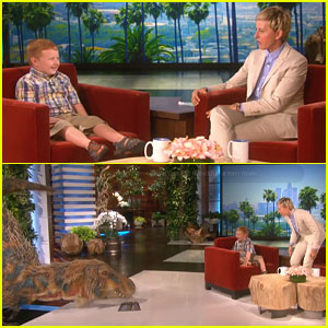 'Apparently' Kid Has Apparently Gotten Over the Word Apparently - Watch His 'Ellen' Interview Here!