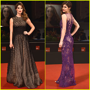 Ashley Greene & Alexandra Daddario Dazzle At 'Burying The Ex' Venice Premiere
