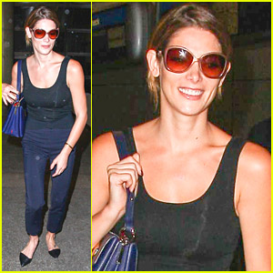 Ashley Greene Doesn't Want To Meet The Guy Who Wrote 'Saw'