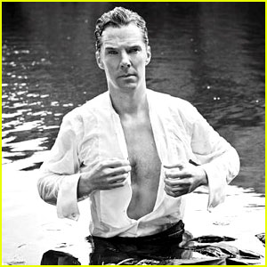 Benedict Cumberbatch Gives Up His Clothes for Charity - See the Sexy Photo!