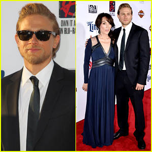 Charlie Hunnam Premieres 'Sons of Anarchy' for the Final Time