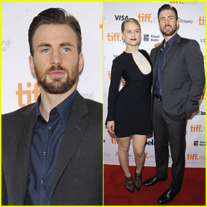 Chris Evans Brings Directorial Debut 'Before We Go' to Toronto Film Festival 2014