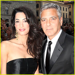 George Clooney Marries Amal Alamuddin in Venic