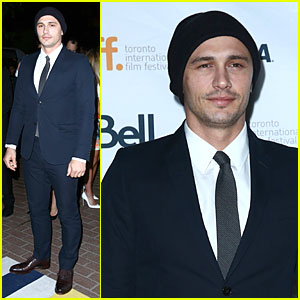 James Franco Hides Shaved Head Under Beanie at 'Sound And The Fury' TIFF Premiere