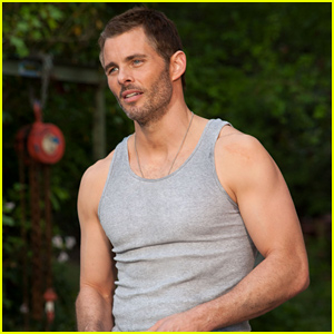 James Marsden is Totally Swoon-Worthy in 'The Best of Me' (Exclusive Pics!)