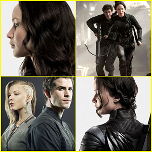 Jennifer Lawrence Gets Ready for a Revolution with Liam Hemsworth in New 'Hunger Games: Mockingjay' Stills