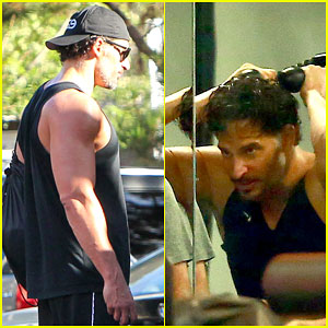 Joe Manganiello Says Time with His 'Magic Mike XXL' Co-Stars Will Be Like Camp with the Guys!