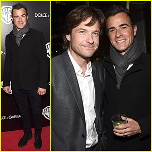 Justin Theroux Talks Breakdancing at Ben Stiller's Wedding (Video)