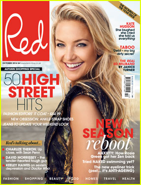 Kate Hudson Believes Eating Disorders Shouldn't Be Plastered on Magazine Covers!
