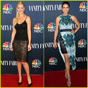 Katherine Heigl & Kate Walsh Celebrate NBC's New TV Season