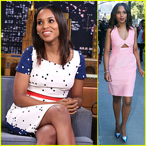Kerry Washington Plays Hilarious Box of Lies Game on 'Tonight Show' - Watch Now!