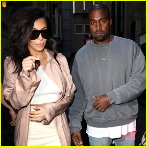 Kim Kardashian & Kanye West Sit Down for Sydney Lunch Ahead of Final 'Yeezus Tour' Show