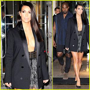 Kim Kardashian Makes Sexy Statement Right After Vitalii Sediuk Attack