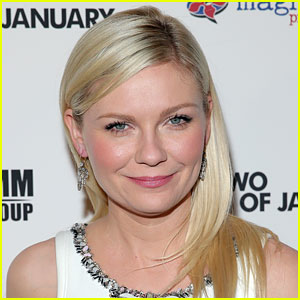 Kirsten Dunst Uses Humor to Deal with the Nude Photo Leak