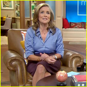 Meredith Vieira Reveals Why She Stayed in Abusive Relationship