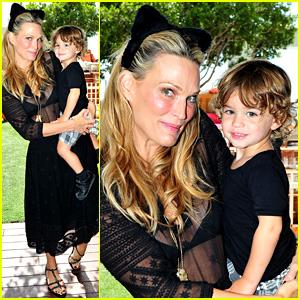 Molly Sims Is Pregnant, Expecting Second Child with Scott Stuber!