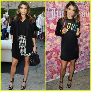 Nikki Reed is Ready for Fall Fashion at Two Launch Events