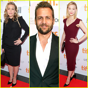 Piper Perabo & Gabriel Macht Put On Their Best for TIFF Gala 2014!