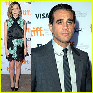 Rose Byrne & Boyfriend Bobby Cannavale Are 'Adult Beginners' at TIFF Premiere