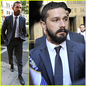 Shia LaBeouf Pleads Guilty in Disorderly 'Cabaret' Case, Must Finish His Rehab Program