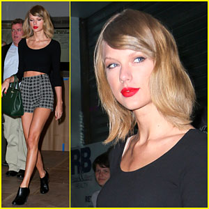 Taylor Swift is Requesting Somone Makes an App to Help Her Find Yummy Smelling Food!