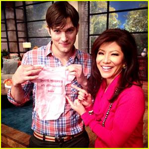 Ashton Kutcher Says Demi Moore's Kids Prepared Him for Parenthood