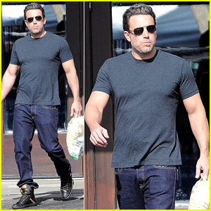 Ben Affleck Is Looking So Buff These Days!
