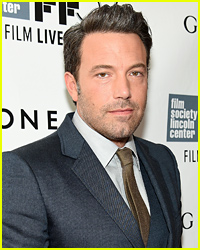 Ben Affleck Let the 'Gone Girl' Cast Borrow His Porsche!
