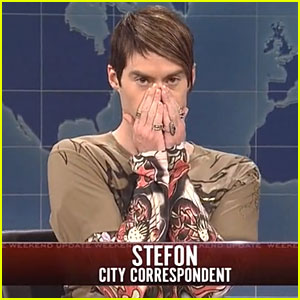 Bill Hader Brings Stefon & Other Characters Back to 'SNL'!