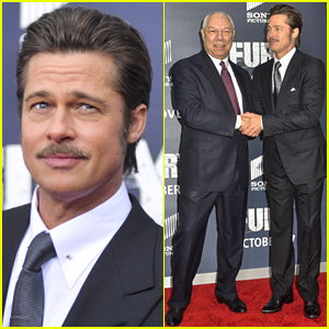 Brad Pitt Thinks We Need to Do a Better Job Preparing Soldiers to Return Home