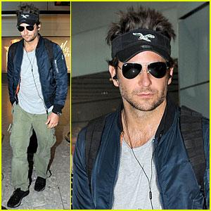 Bradley Cooper Rocks A Visor Amp Spiked Hair For London