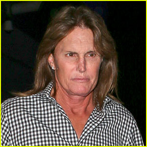 Bruce Jenner Paints His Nails Red on His 65th Birthday