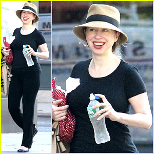 Chelsea Clinton Is Looking Fit & Healthy After Charlotte's Birth!