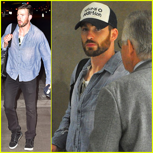 Chris Evans & Minka Kelly Spotted Out Together - Are the Former Exes Back On?