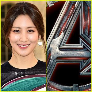 Claudia Kim Avengers