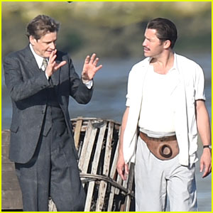 Colin Firth Gets Frust...