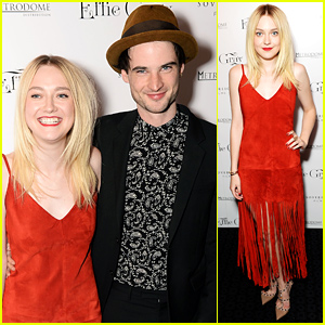 Dakota Fanning is Red Hot at the 'Effie Gray' World Premiere!