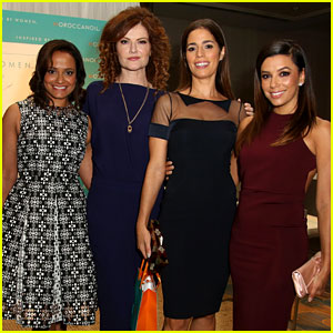 Eva Longoria Brings Her 'Devious Maids' to Variety's Power of Women Event