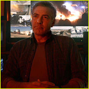 George Clooney Asks Us If We Wanna Go to 'Tomorrowland' In Teaser Trailer - Watch Now!