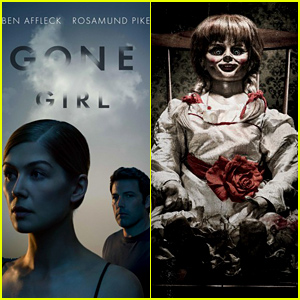'Gone Girl' Narrowly Beats Out 'Annabelle' at Weekend Box Office