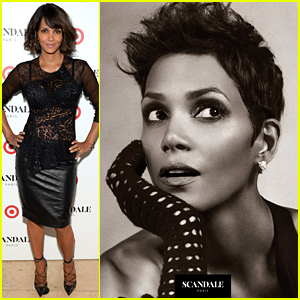 Halle Berry Debuts Lingerie Line, Says 'I'm Always Looking at Women's Bosoms Now!'