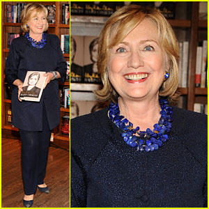 Hillary Clinton Gets Back to Work After Becoming a Grandma!