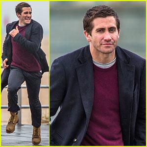 Jake Gyllenhaal Didn't Sleep Much During 'Nightcrawler' Shoot