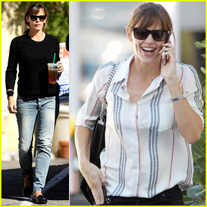 Jennifer Garner Says Her Bangs are a Big Conversation Topic