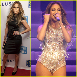 Jennifer Lopez Surprises the Crowd at We Day with a Medley of Her Greatest Hits!